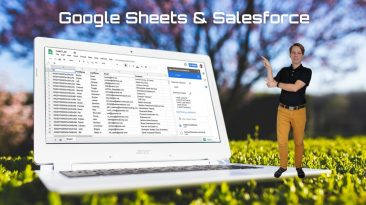 Arbeta med Salesforce data direkt i Google Sheets