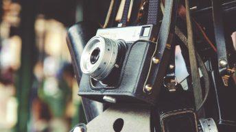 Återblick, igenom en kamera?